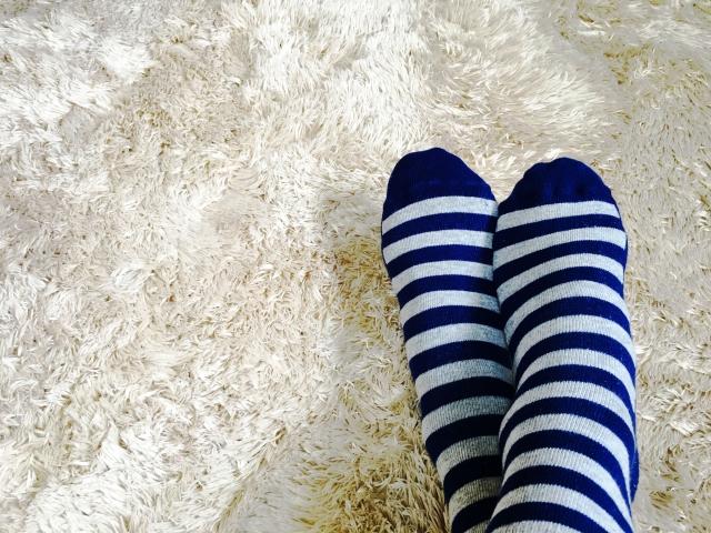 足が臭い靴下