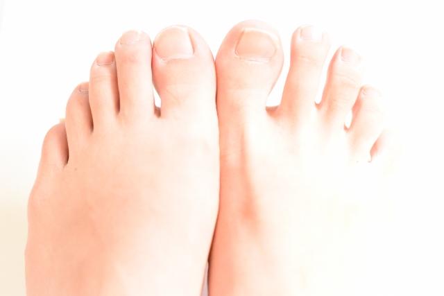 足の爪の臭い